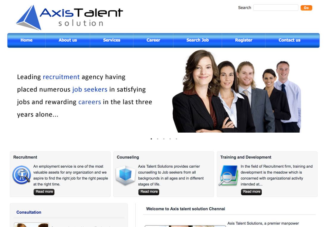 Axis Talent HR Solutions