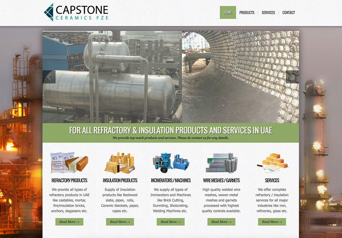 Capstone Ceramics