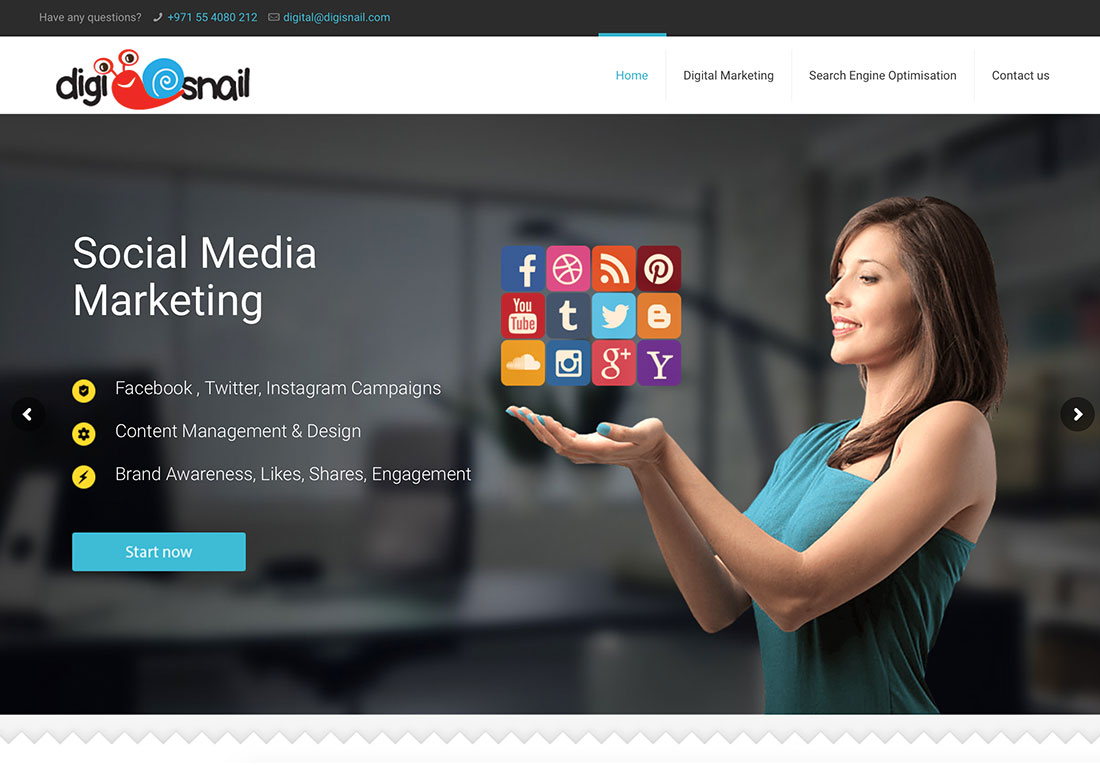 DigiSnail Digital Marketing