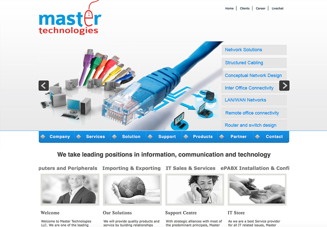 Master Technologies