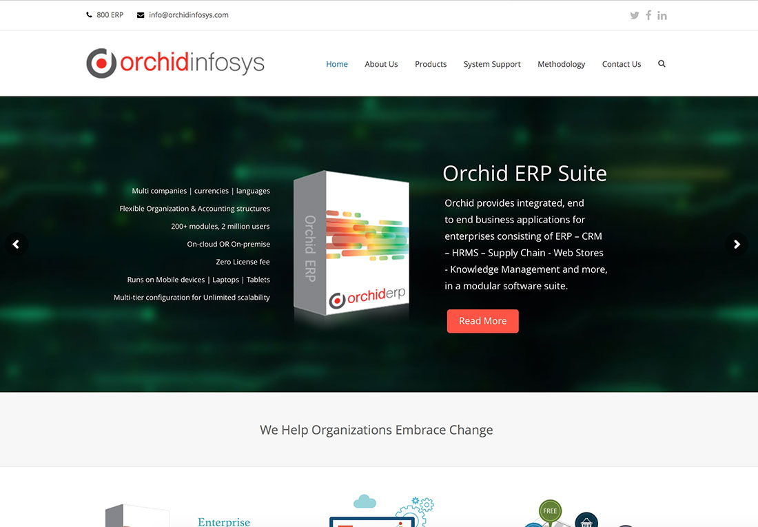 Orchid Infosys