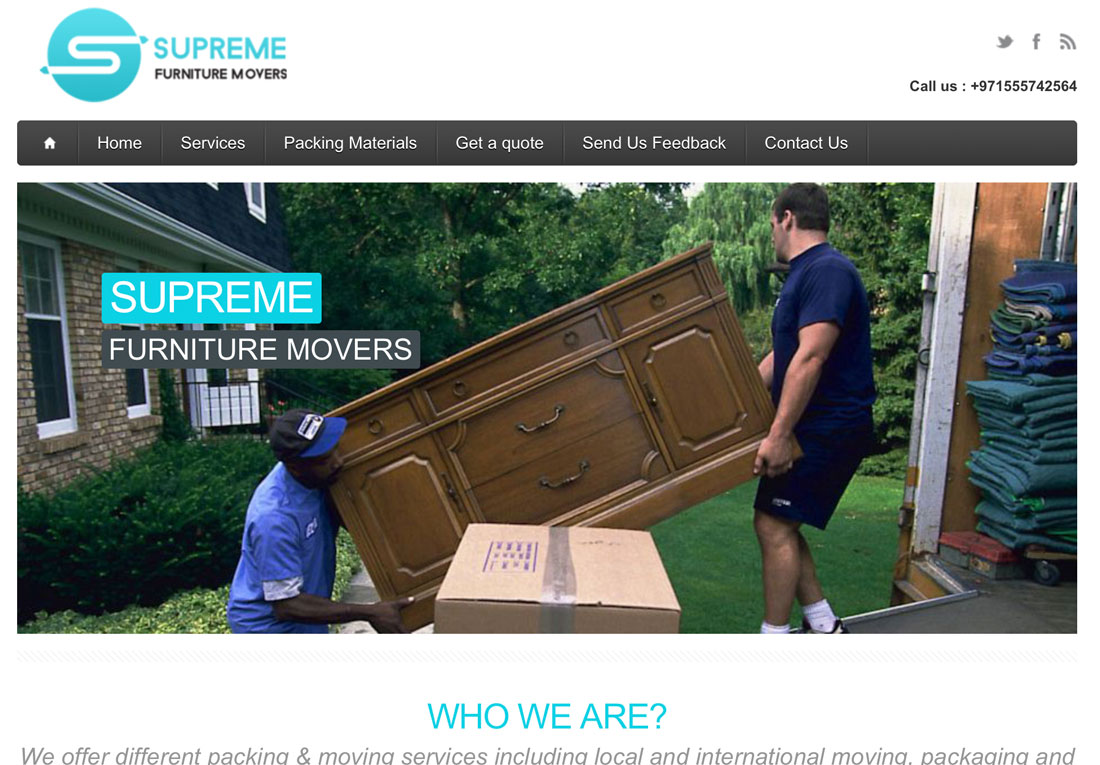 Supreme Movers